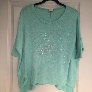 Daytrip Slouchy 3/4 sweater